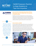 Case Study: NetRef Empowers Teachers to Keep Students on Task from Anywhere