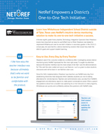 Case Study: NetRef Empowers a District's One-to-One Tech Initiative